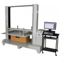 Buy cheap Compression Package Testing Equipment 10KN / 20KN / 50KN Servo Control product