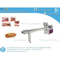 Buy cheap Horizontal hot dog packing machine spring roll packing machine baguette sausage packing machine product