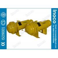 Buy cheap BOCIN High Precision Natural Carbon Steel Gas Filter Separator For Liquid Separating / Gas Separating product