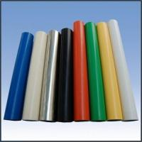 Buy quality ABS / PE  Coated Outside Plastic Coated Steel Pipe Custom Colours  Internal Rust Layer at wholesale prices