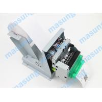Buy cheap Kiosk Ticket Thermal Printer 80 mm Integrated Paper Presenter DC 24V / 2.5A product