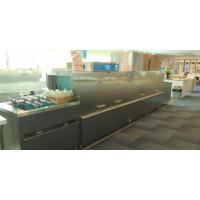 Buy cheap Energy Efficient Commercial Dishwasher For Hotels , Conveyor Dish Machine product