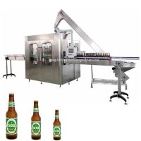 Buy cheap 3000bph 20cl Automatic Pet Bottle Soda Filling Machine from wholesalers