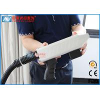 Buy cheap 500W Laser Rust Removal Machine For Military Equipment Cleaning product