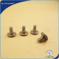 Buy cheap High Strength Stainless Steel Carriage Bolts DIN 603 Natural Color product