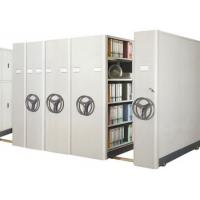 Buy cheap Spacesaver Library high density Mobile File Shelving Racking System product