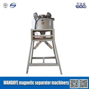 Mine Dressing Equipment Iron Ore Dry Magnetic Separator 2T 220ACV 7DCA
