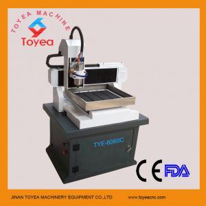 high precision CNC Router machine for jade/stone/metal engraving TYE-6060C