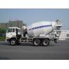 Buy quality High Power 6x4 Nissan Concrete Mixer Truck 8 - 10cbm DND5243GJ BCWB452K at wholesale prices