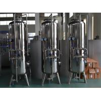 Buy cheap Electric RO Water Treatment Systems for Purifying Water , CE ISO Certificate product