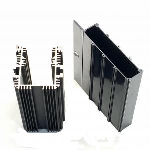 Buy cheap Custom LED Strip Heat Sink 6063 T5 Aluminum Extrusion Profiles product