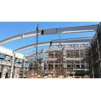 Buy cheap Steel Structure Frame For Road Sound-Proof Frame product