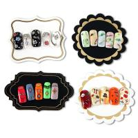 Buy cheap FSC BSCI Specialty Paper Display Card For Nail Cosmetology Products product