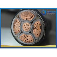 Buy cheap Stranded Conductor Low Voltage Power Cable PVC Inner Sheath With 5 Cores from wholesalers