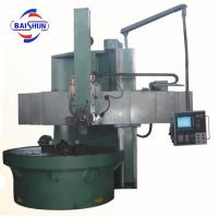 Buy cheap High Effictive CNC Vertical Turning Lathe Machine With Single Column 1500/1800mm product