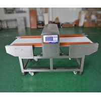 Buy quality CE Certificate anti-corrosion material Food Metal Detector 6 inch LCD display at wholesale prices