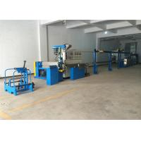 Buy cheap 500 M/ Min Cable Extruder Machine Sheathing Extrusion Line For Unground Cable product