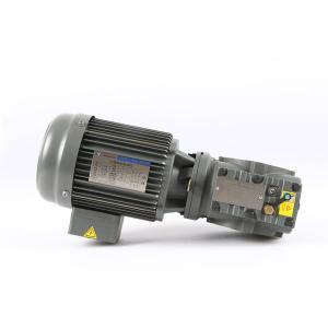 Buy cheap Cast Iron CCC Helical Worm Geared Motor Lower Noise product