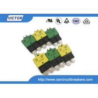 Buy cheap 10A 250Vac 125Vac Thermal Cutoff Fuse Color Code Normally Closed Thermal Fuse 20Amp product
