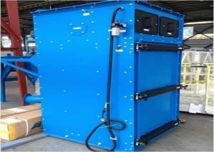 Buy cheap Blue Integrated Construction 36m2 Industrial Dust Collector product