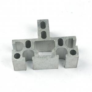 Buy cheap High Hardness CNC Extruded 6061 Aluminium Industrial Profile product