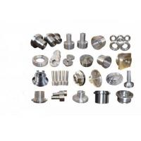 Buy cheap Stainless Steel CNC Lathe Machine Parts 0.002mm Tolerance ISO Certification product