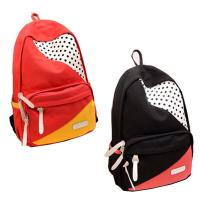 Buy cheap Fashionable Large Durable Backpacks For High School Students , Red / Black / Yellow product