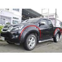 Buy cheap Modified Wheel Arch Flares For ISUZU D-MAX 2012 - 2015 , 2017 Fender Flares from wholesalers
