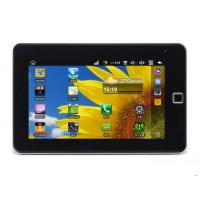 Buy cheap Google Android  3D H.264 7 Inch Touchpad Tablet PC with g-senser wifi for man product