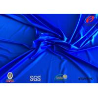 Buy cheap Warp Knitting Polyester Spandex Fabric Four Way Stretch Lycra Fabric UPF50 product
