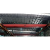 Buy quality OEM Double Girder Overhead Bridge Cranes With Hydraulic Brake at wholesale prices