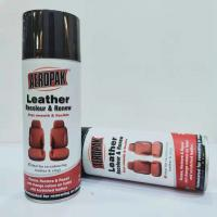 Buy cheap 390g Waterproof Spray Paint Leather / Carpet / Vinyl / Hard Plastic Refinisher product