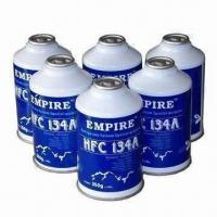 Buy cheap R134a Refrigerants in Colorless and No Turbid Appearance, with ≥99.9% Purity product