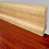 Buy cheap Engineered Wood Flooring Skirting/laminat Wood Flooring Skirting product