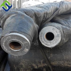 China Rubber pontoon salvage lifting airbag on sale