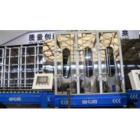 Buy cheap 2500mm Height Double Glazing Glass Machine High Efficiency For LowE Glass product