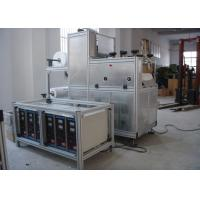 Buy cheap 8.5kw Disposable Sleeve Cover Making Machine Nonwoven With High Speed Full Automatic product