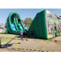 Buy cheap OEM Modern Inflatable Sports Arena , Obstacle Bounce House EN14960 Standard product