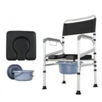 Buy cheap Wholesale luxury disabled comfortable adjust bath shower commode chair product