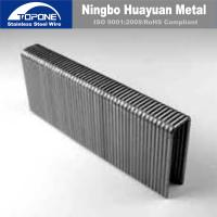 Buy cheap High Strength Nail Wire Unlimited Length Custom Round Stitching Wire Tyoe product