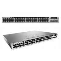 Buy cheap Cisco Small Business Gigabit LAN Switch Layer 3 WS-C3850-48T-E 1 RU Enclosure from wholesalers
