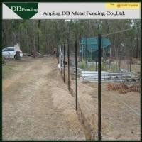 Buy cheap Hot Dipped Galvanised Star Pickets , Steel Star Posts Australia Standard product