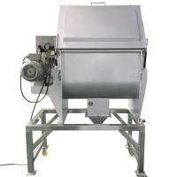 Animal Veterinary Medicine Dry Powder Blending Equipment Double Shaft