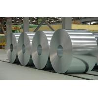 Buy cheap Hot Dipped Galvalume Steel Coil / Strip Aluminum Zinc Alloy Coated Steel product