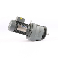 Buy cheap 50Hz 200Nm Helical Inline Gearbox For Carpentry Machinery product