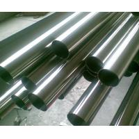 TP304 / TP316L Seamless Stainless Steel Sanitary Tubing For Food Using