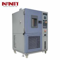 Buy cheap High And Low Temperature Humidity Environmental Simulation Chamber 250L Capacity product