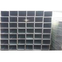 Buy cheap Q195 Zinc Galvanized Square Steel Tubing For Structural Pipe DIN1626 GB6728-2002 product