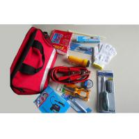 Buy cheap 12PCS Automotive Tool Kit For Emergency 34 * 18 * 8cm product