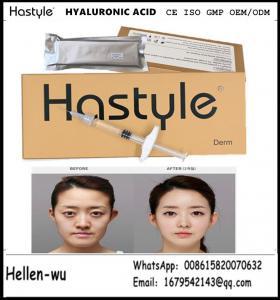 hyaluronic acid Hyaluronic Acid Injection Dermal Filler  1ml